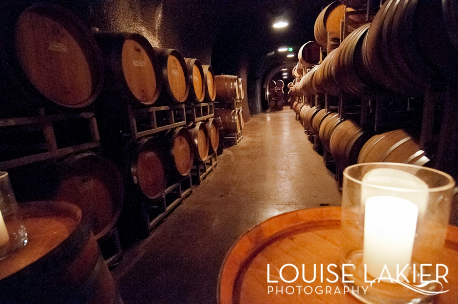 Caves, Wineries, Dry Creek Valley, Oak Barrels