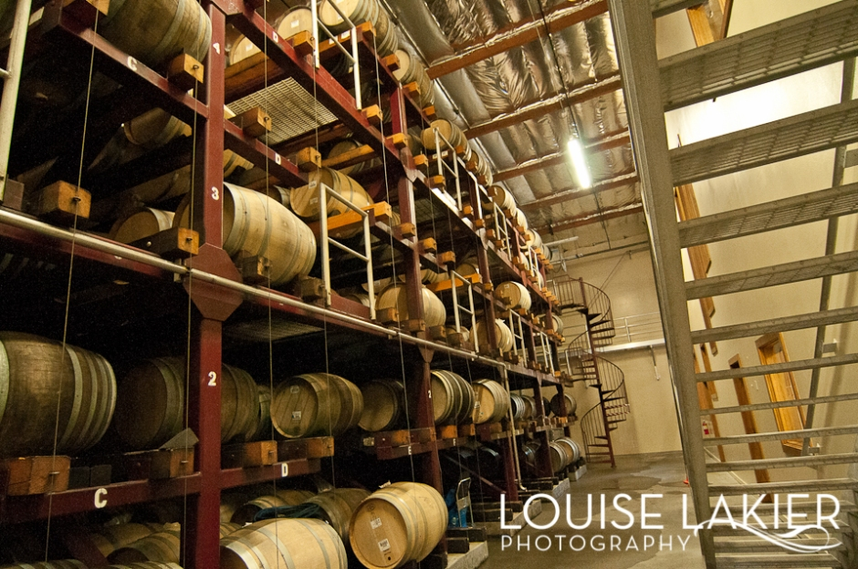 Wineries, Dry Creek Valley, Oak Barrels, Wine Storage