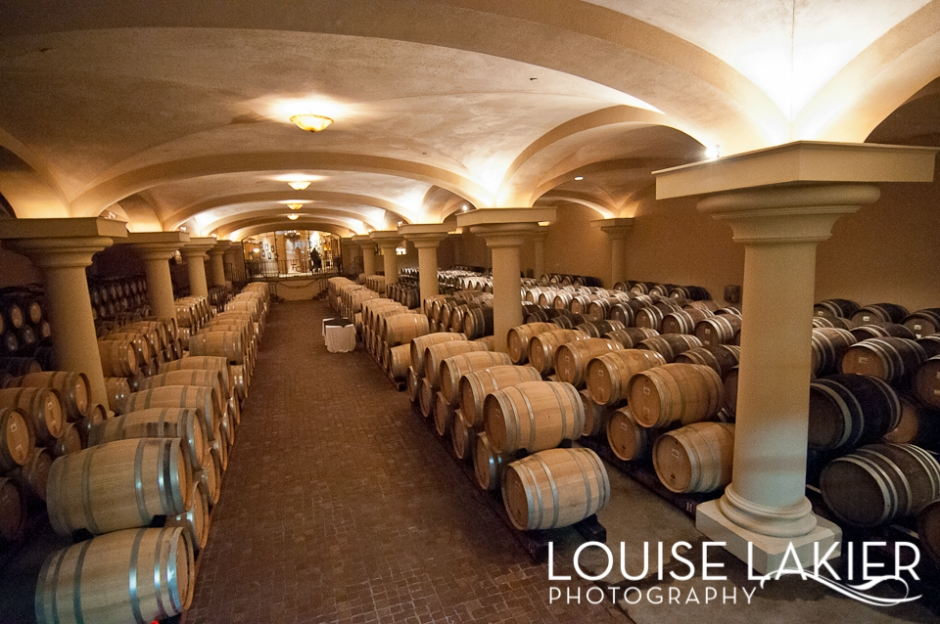 Caves, Winery, Underground Storage, Oak Barrels, Barrel Vaulted Ceilings, Dry Creek Valley