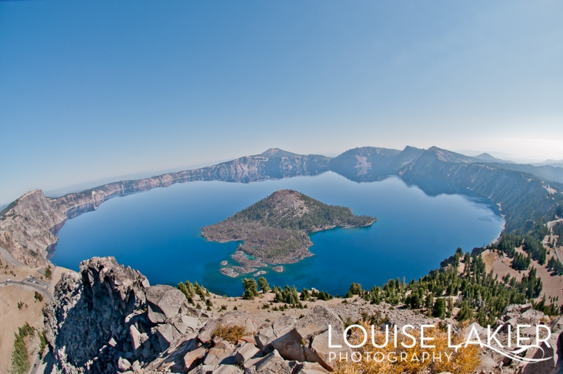 The Rogue River, The Rogue River Gorge, Rivers, Crater Lake National Park, Oregon, The Watchman's Lookout Station