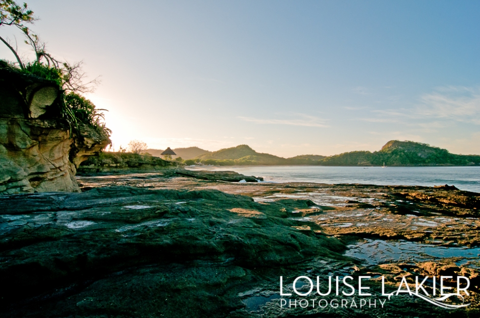Sunrise, El Gigante, Nicaragua, Playa Gigante, Fisher Village, Central America, Travel Photography