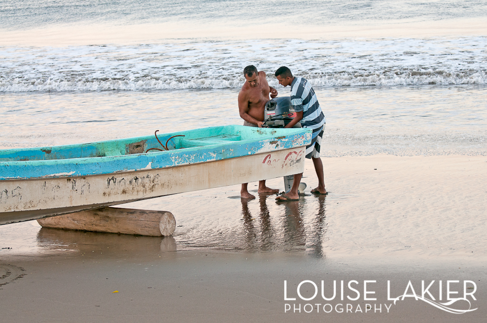 El Gigante, Nicaragua, Fisher Village, Fishermen, Central America, Travel Photography