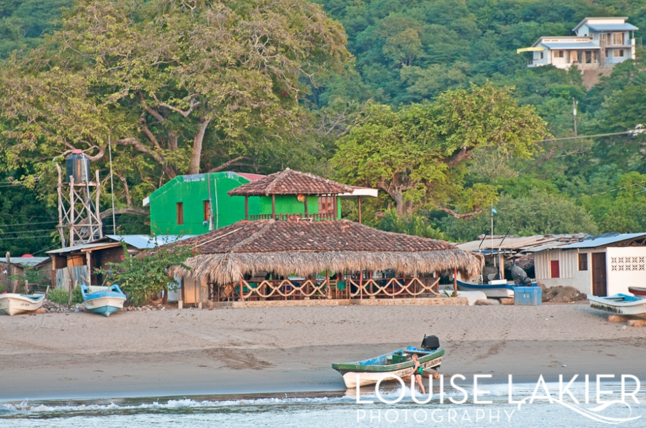 Restaurants, Places to Stay, El Gigante, Nicaragua, Central America, Surfing, Beach Town, Local Food