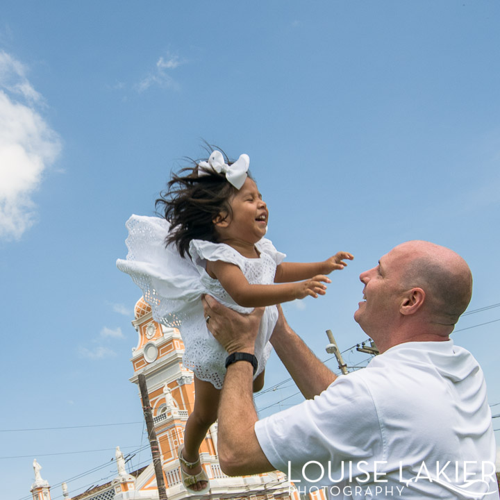 Family, A Day In The Life, Grananda, Nicaragua, Airborn, Flying, In the Clouds, Kids, Into the Blue