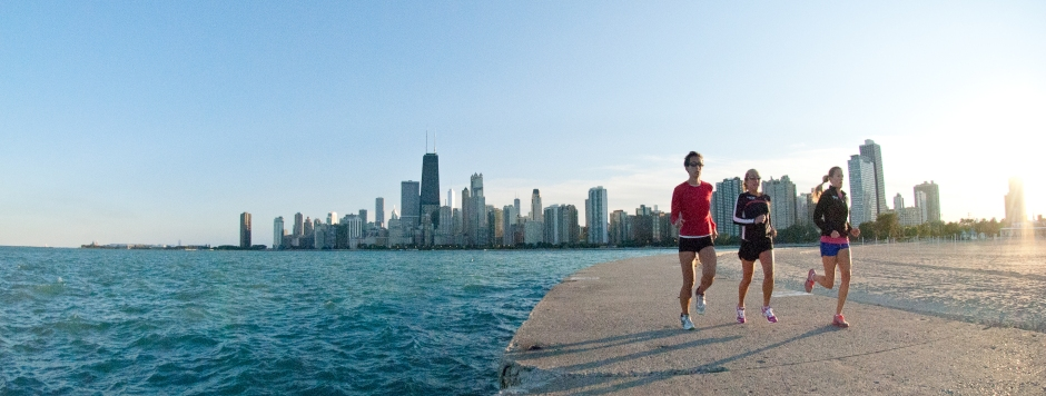 Run, Running, Athletes, Sprinting, Chicago, Nike Chicago, Lakefront