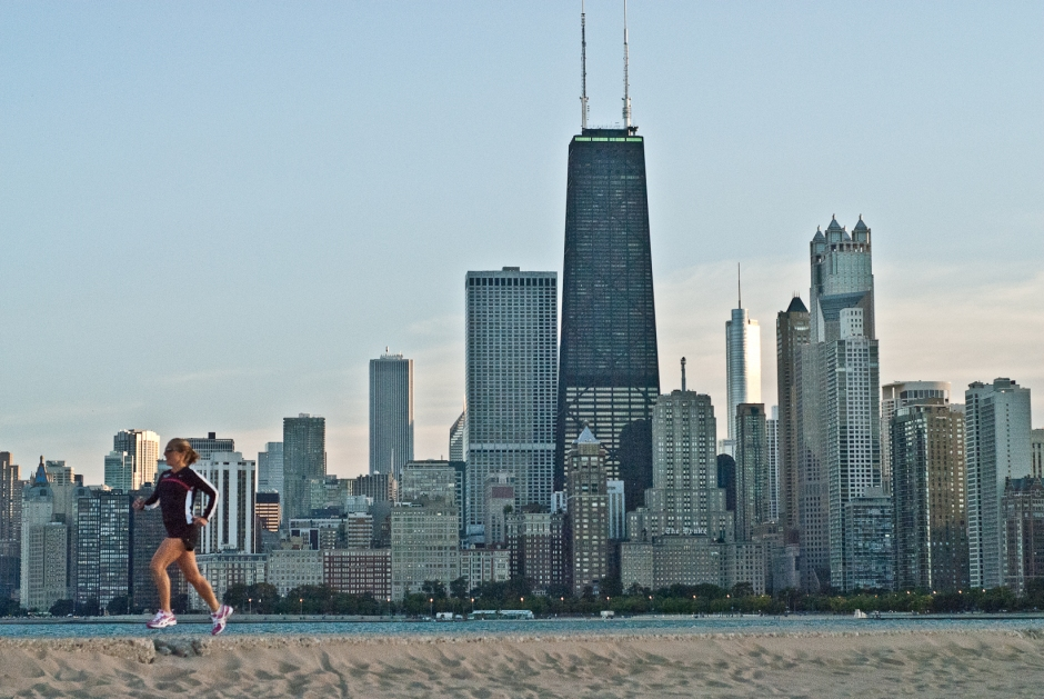 Beth Lakier, Run, Running, Chicago, Fleetfeet Chicago, Chicago Lakefront, Runner