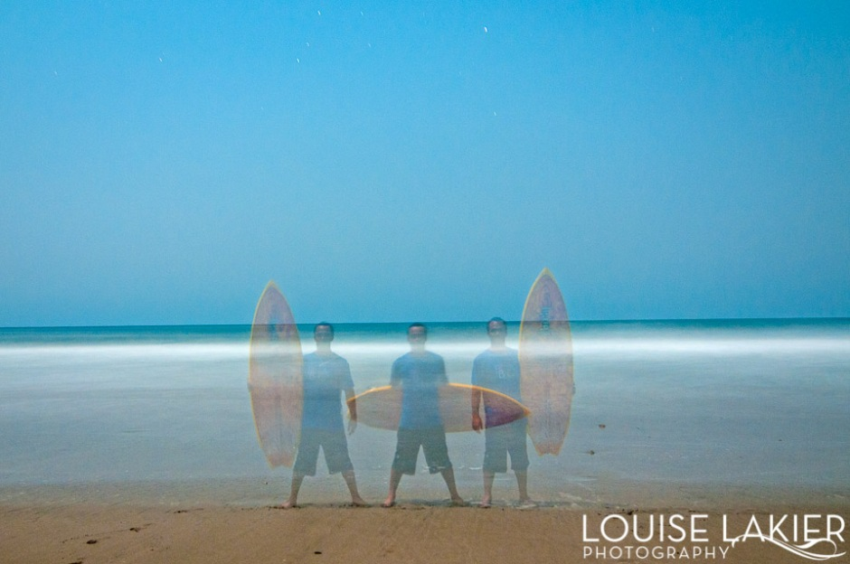 Night Photograpy, Ghosting Imagery, Nicaragua, Playa Gigante, Playa Amarillo, Surf Hostel, Pro Surfer, Olivier Soliz, Surf Lessons, Beach Life