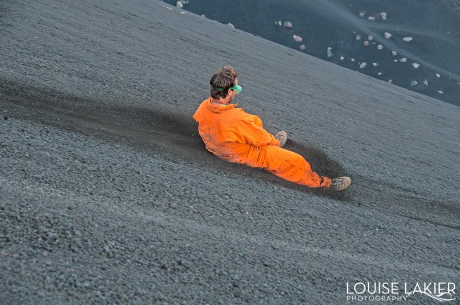 Cerro Negro, Volcano Boarding, Leon, Bigfoot Hostel, Yeity.com, Nicaragua, Tours, Thrill Ride, Bucket List, Central America, Volcano Boarding Form