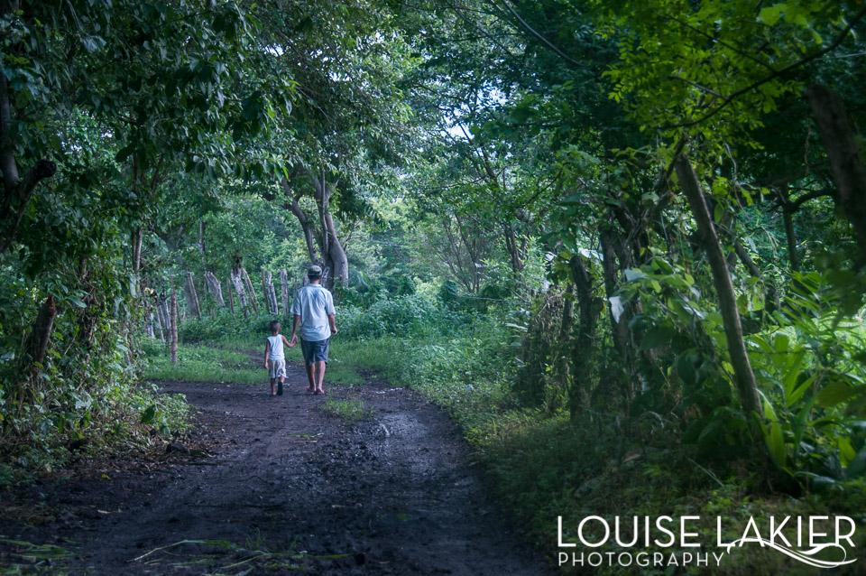 A Walk through Diamante with Pedro and Rodriguo