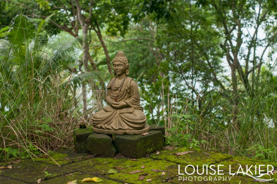 A place for meditation at Apoyo Lodge