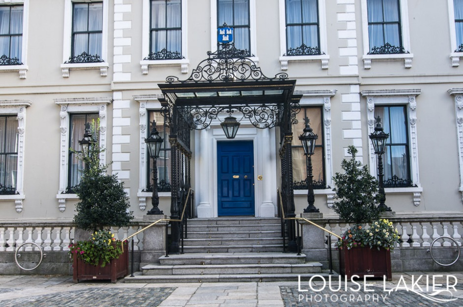 Home to the Lord Mayor of Dublin, the Mansion House