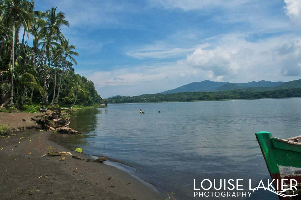View from Isla El Muerto