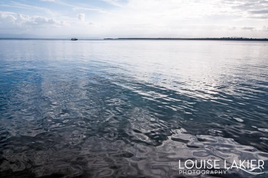 Silhouette Speedboat